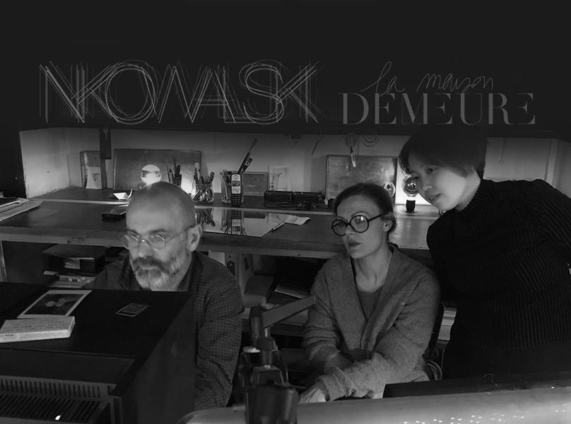 La Maison Demeure Collaboration Nicolas Kowalski