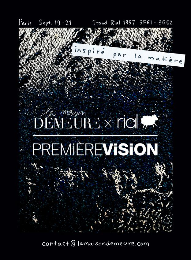 La Maison Demeure - Premiere Vision Leather AW19